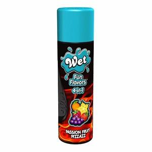 נוזל סיכה מתחמם בטעמים WET Fun Flavors