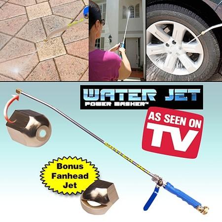 מוצרים לבית ולגן | סילון מים | התזת מים בלחץ | Water jet