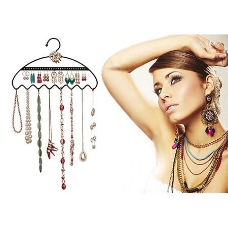 TVITEMS | מוצרים לבית ולגן | קולב לתכשיטים