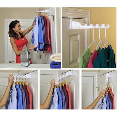 TVITEMS | מוצרים לבית ולגן | קולב הפלא לדלת