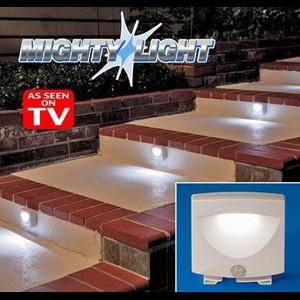 מנורת לילה עם סוללה - Mighty Light