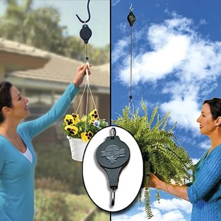 מתלה עציצים חכם | EASY REACH  | TV Items | מוצרים לבית ולגן
