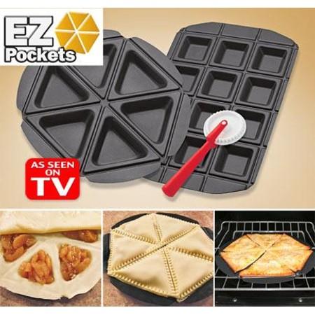 תבנית אפיה | EZ Pockets | מוצרים למטבח | TV Items