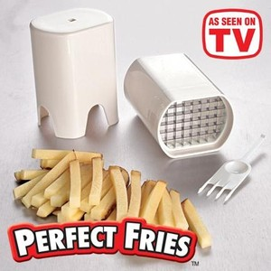 TV Items | חותך ציפס | PERFECT FRIES