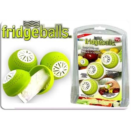 כדורים לשמירת הטריות במקרר