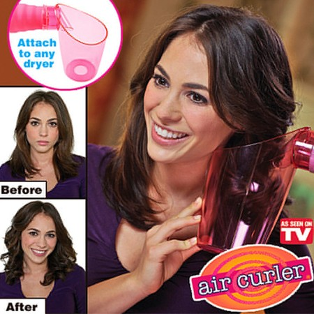 מוצרי בריאות ויופי | Air Curler | מסלסל שיער | tv items