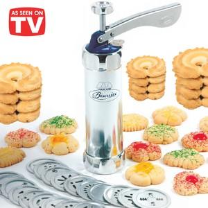 מכשיר Shule Biscuits להכנת עוגיות מקצועיות ומושלמות