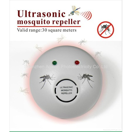 הסוף ליתושים בבית דוחה יתושים אולטראסוני