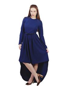 שמלת פרינסס כחולה