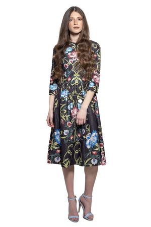 שמלת reina גוון שחור