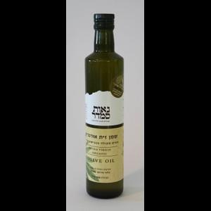 """שמן זית אורגני של נאות סמדר - בקבוק של 500 מ""""ל"""