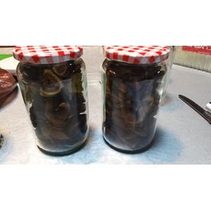 אגסים מיובשים אורגניים - כ- 400 גרם