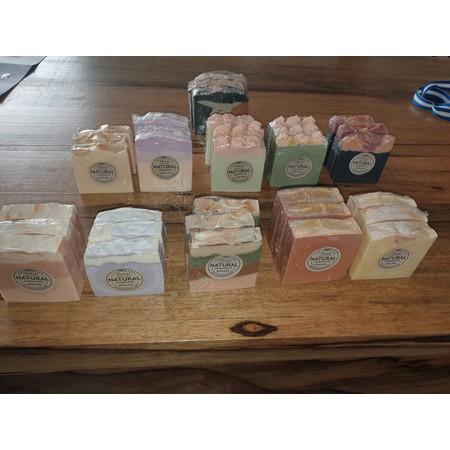 סבון טבעי מלאכת יד של DruCare