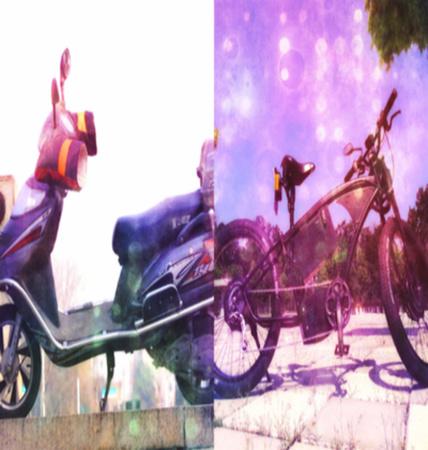 אופניים חשמליים VS אופנוע