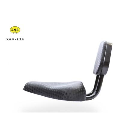 כיסא רחב עם משענת גב