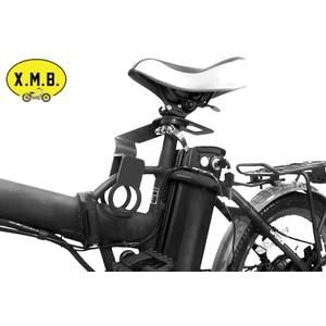 מנעול נועל סוללה לשלדה של האופניים החשמליים