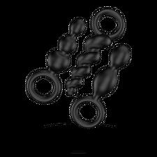 Analplugs black