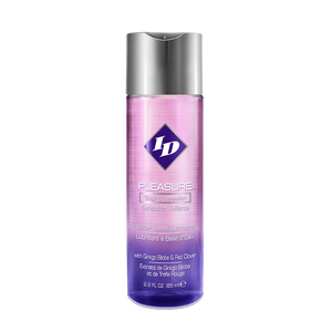 "ID Pleasure - 65 מ""ל / נוזל סיכוך מדגדג על בסיס מים"