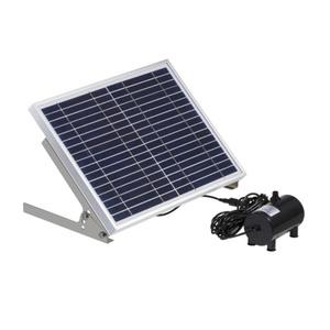 מזרקה / משאבה סולארית לגינה כולל משלוח חינם