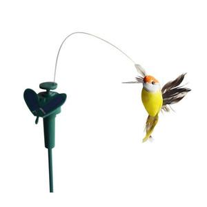 סט חמישיה פרפר סולארי מעופף+ציפור
