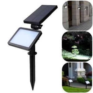 חדש שמש אור 48 LED נייד אנרגיה סולארית מנורת עמיד למים בית חצר תאורה