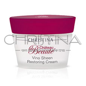 Chateau De Beaute Vino Sheen Restoring Cream 30ml
