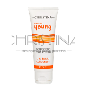 FOREVER YOUNG PAMPERING FOOT CREAM 75ml