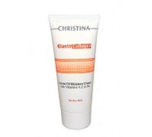 Elastin Collagen Carrot Oil Moisture Cream for Dry skin 60 ml