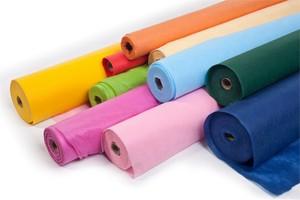 גליל סדין למיטה - צבעים שונים