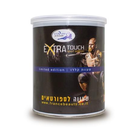 Extra touch sport edition- שעווה לספורטאים