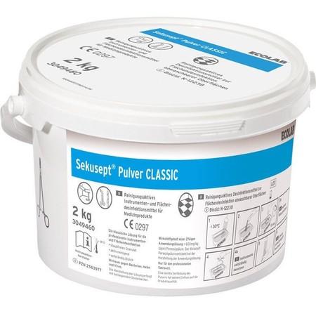 Sekusept Pulver classic - אבקה לחיטוי כלים