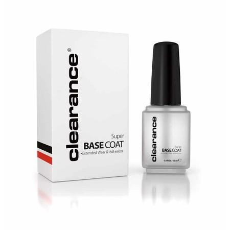 Clearance Super base coat - סופר בייס קוט
