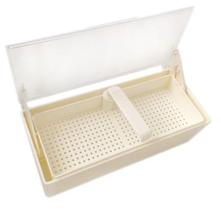 מיכל חיטוי פלסטיק germicide sterilizer tray