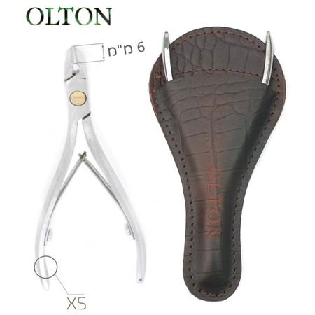 צבתית מקצועית לקוטיקולה מידה OLTON - XS