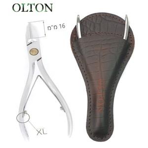 צבתית מקצועית לקוטיקולה מידה OLTON - XL