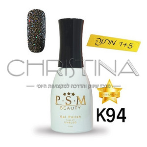 לק ג'ל פרימיום P.S.M Beauty גוון - K94