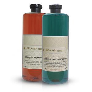 Sharon's Pedicure&Manicure Liquid Soap - שרונס סבון אנטיספי - לפדיקור ומניקור
