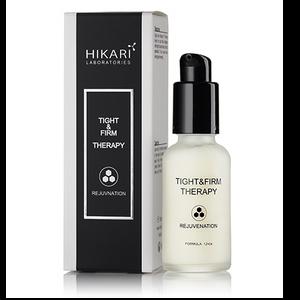 סרום טיפולי לתיקון רפיון העור - HIKARI Tight & Firm Therapy Serum