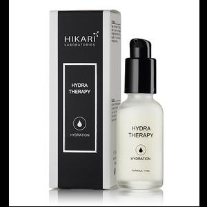 סרום טיפולי המעורר ייצור חומצה היאלורונית ולחותנים אחרים - HIKARI Hydra Therapy Serum