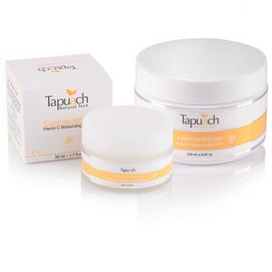 קרם לחות עם מקדם הגנה מועשר ויטמין Tapuach Vitamin C Moisturizing Cream - C