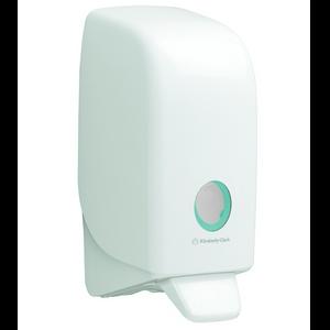 מתקן לסבון קצף בצבע לבן דגם AQUARIUS