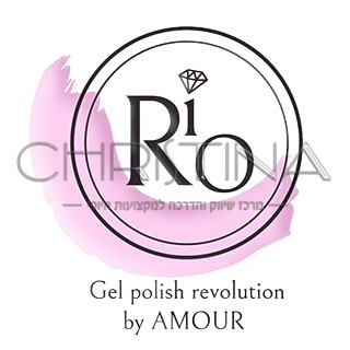 לק ג'ל ריו - Rio Gel polish revolution By Amour