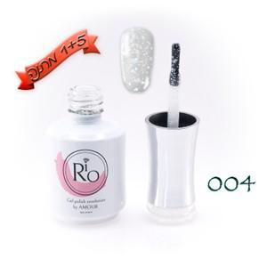 לק ג'ל ריו - Rio Gel polish number - 004