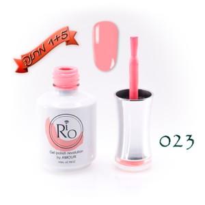 לק ג'ל ריו - Rio Gel polish number - 023