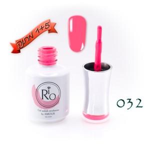 לק ג'ל ריו - Rio Gel polish number - 032