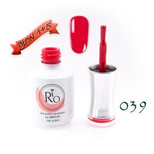 לק ג'ל ריו - Rio Gel polish number - 039