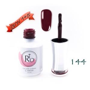 לק ג'ל ריו - Rio Gel polish number - 144