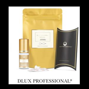 דבק מקצועי להלחמת ריסים - סדרת פלואולס אולטרה - Dlux Pro Flawless Ultra+ Adhesive