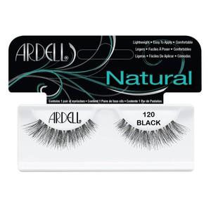 """רצועות להדבקת ריסים - Ardell Natural 120 """"DEMI"""" black"""