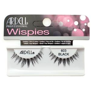 רצועות להדבקת ריסים - Ardell WISPIES 603 Black